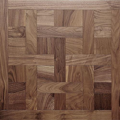 tendencias en suelos de madera se impone lo vintage. Black Bedroom Furniture Sets. Home Design Ideas